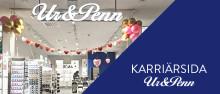 Ur&Penn lanserar ny karriärsida