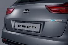 48 V-mildhybridteknologi og KIAs nye intelligente manuelle gearkasse til Ceed-familien