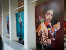 Modelejon och Katla - modevisning och vernissage 9 april