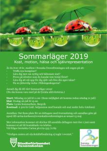 Sommarläger 2019
