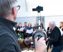 Gehrmans Musikförlag och Mikaeli kammarkör hyllar svensk körmusik i filmform