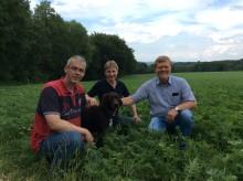 Landwirtschaft und Energieservice Westfalen Weser unterstützen Artenvielfalt