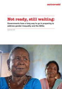 ActionAid Report Inequality