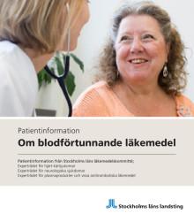 Patientinformation vid läkemedelsbehandling mot Förmaksflimmer