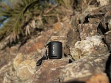 Sony präsentiert den SRS-XB13 – satter EXTRA BASS-Sound in einem kompakten Lautsprecher