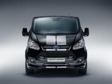 Ford Transit Custom přijíždí v nové stylové variantě Black Edition a se širší nabídkou modelů Sport