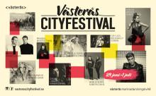 Västerås Cityfestival 25-årsjubilerar med 200 programpunkter och 15 scenområden