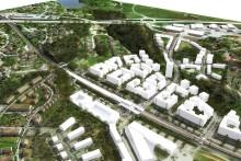 Ikano Bostad bygger 490 nya bostäder i Haninge