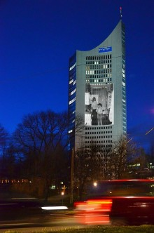 """Familienbilder gesucht: """"Zeigt eure Geschichte"""" beim Lichtfest Leipzig 2014"""
