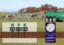 Silver medal for SAMSON real-time NPK measuring sensor