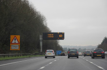 Drivers planning an estimated 14.8m trips this May Day bank holiday weekend