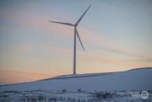 Vindkraft vil gjøre strømmen i Trøndelag billigere enn i Sør-Norge