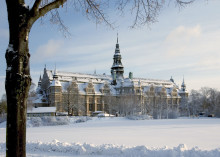 Julstämning med Nordiska museet