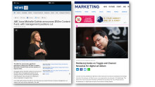 ABC and MediaCorp focus on digital: How will your media engagements change?