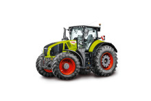 Smarter and more efficient than ever: CLAAS AXION 900 Stage V with CEMOS and CTIC