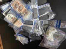 Twelve arrested as officers drug raid 16 addresses in north west London