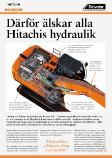 Därför älskar alla Hitachis hydraulik