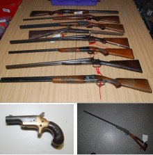 Over 35 items handed in on Merseyside in first five days of firearms surrender