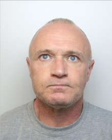 Wanted on recall to prison - Sean Connolly