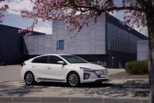 Hyundai slipper priser på nye IONIQ