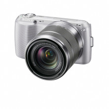 Sony introduces world's smallest, lightest* interchangeable lens camera with APS-C sized sensor. Easy-to-use α NEX-C3 with 16.2 effective megapixels, HD video and friendly new interface
