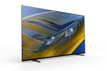 Sony launches BRAVIA XR A80J OLED TV with cognitive intelligence in Europe