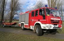 Feuerwehren Brandenburgs erhalten Sonderpreis 2019 für Zivilcourage und Gemeinsinn der TMB