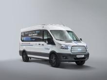 Inovativní Transit Smart Energy Concept pomáhá hledat nové možnosti prodlužování dojezdu elektrifikovaných vozů