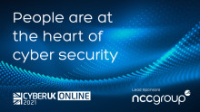CYBERUK 2021: People are at the heart of cyber security