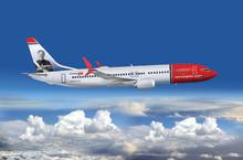 El Boeing 737 MAX cumple un año en la flota de Norwegian con más de 300.000 pasajeros transportados.
