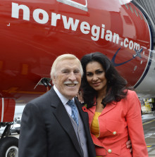 The price is right - Sir Bruce Forsyth launches UK's only flight to salsa capital Puerto Rico