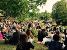 Kom till dansk midsommarfest på Bakken
