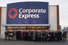 Corporate Express valde nordisk lösning från Visma och SAP