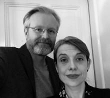 Ola Wallin och Anna Bengtsson får 2018 års Elsa Swenson-stipendium