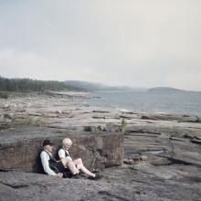 Ett barnbarns kärleksförklaring till morföräldrarna i ny fotoutställning