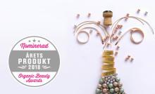 Rekordmånga röstade på Årets Produkt i Organic Beauty Awards