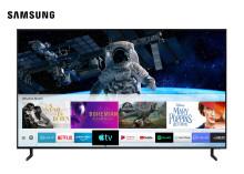 Samsung är den första TV-tillverkaren att lansera appen Apple TV och stöd för AirPlay 2