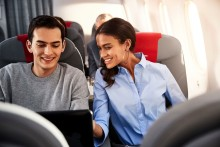Norwegian First Low-cost Airline to Introduce Free WiFi on Intercontinental Flights