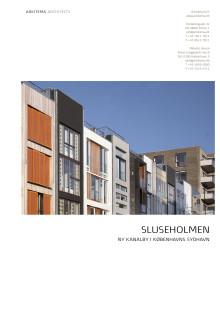 Sluseholmen - Fakta