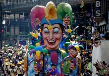 Get into the carnival atmosphere with Fred. Olsen Cruise Lines' Mardi Gras adventure in 2017