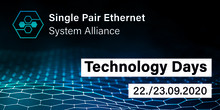 Technology Days: international digital konference om Single Pair Ethernet