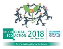 Ricohs globale miljøaksjon for 2018