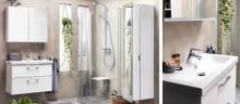 Mer förvaring för de små badrummen - Macro Design