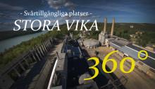 Upplevelse av svårtillgängliga platser i 360-gradersteknik