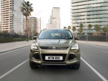 Nye Kuga starter utvidelse av Fords europeiske SUV-program