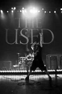 """THE USED – nytt album """"Vulnerable"""" ute våren 2012!"""