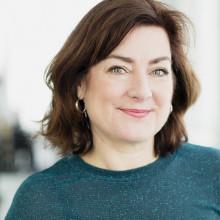 """Aliki Krantz - hotelldirektören som hittat hem """"På Park Inn by Radisson Stockholm Solna finns allt jag brinner för"""""""