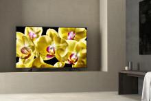 Sony laajentaa TV-tarjontaansa neljällä uudella 4K HDR -mallilla