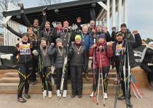 Engcon panosti työterveyteen onnistuneesti – Team Engcon menestyi tämän vuoden Vaasahiihdossa