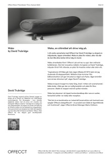 Offecct Press release Waka by David Trubridge_SE
